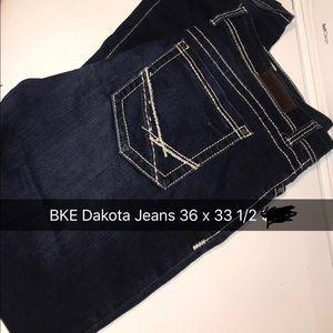 BKE plus size jeans